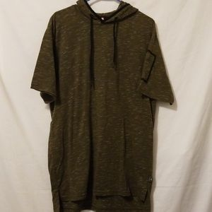 Sputhpole hooded tee size XL